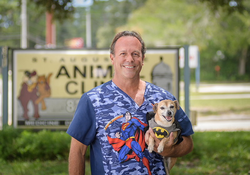 St Augustine Animal Clinic Dr Jack Schmidt Pet Pediatrician (2)